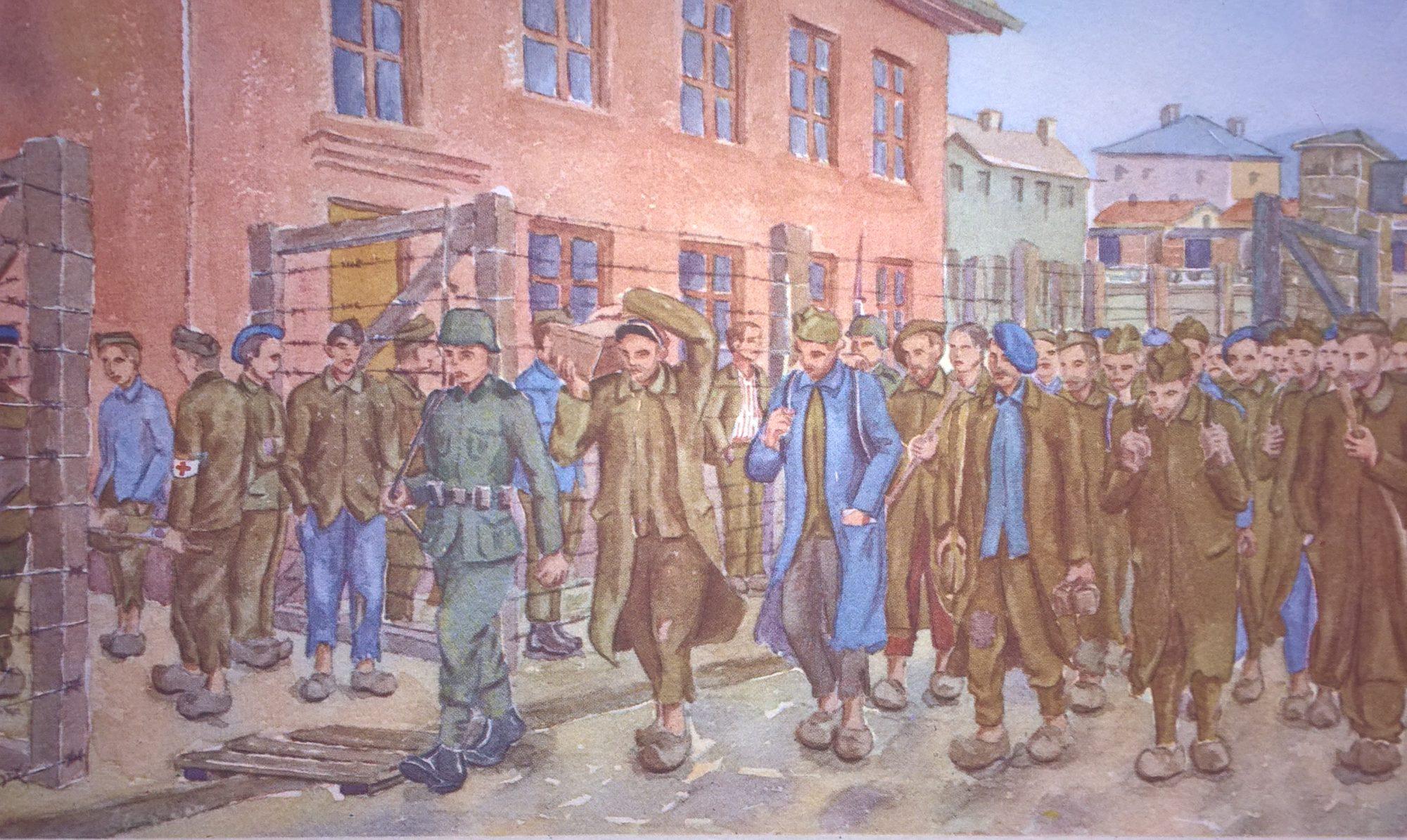 Ceux de Rawa Ruska et leurs descendants
