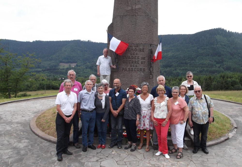 Monument du Donon