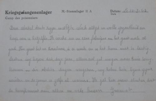 Lettre 5
