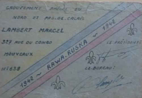 Carte Ceux de Rawa