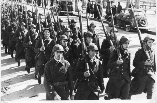 NARBONNE 09 MARS 1940