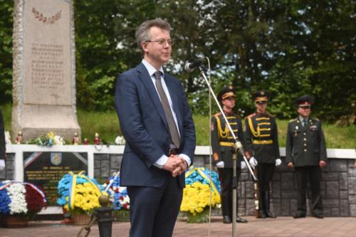Discours Ambassadeur de Belgique