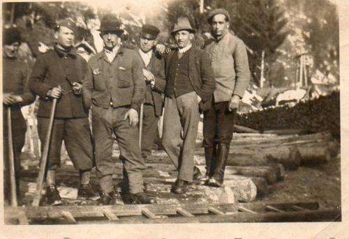 CAPTIVITE en AUTRICHE - fevrier 1941